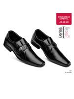 Sapato Soc Conforto Calçar Bertelli Pto Num Esp