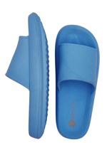 Chinelo Slide Nuvem Infantil Hiperflex Azul