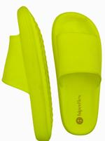 Chinelo Slide Nuvem Infantil Hiperflex Lemon