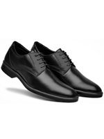 Sapato Casual Sola Bicolor Amarrar Aplic Ber Pt