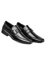 Sapato Social Conforto Calçar Bertelli Preto